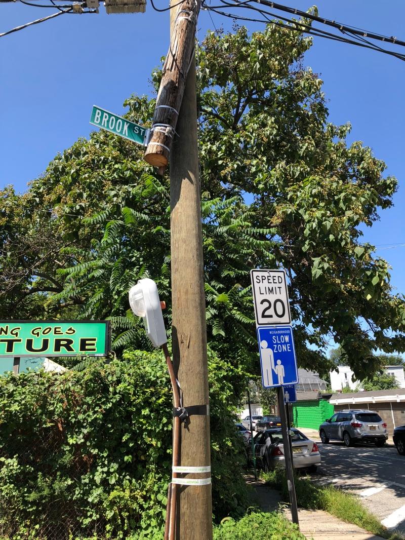 Brook Street Staten Island