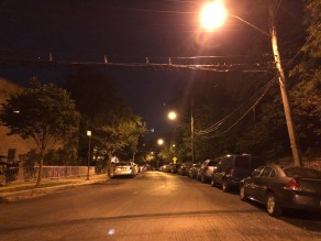 07/18/2018 St. George, Staten Island - the last night of incandescent lighting