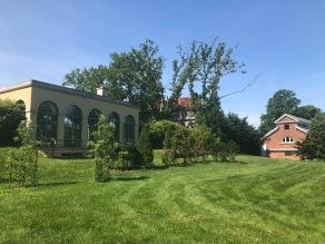 Snug Harbor, Staten Island formal garden
