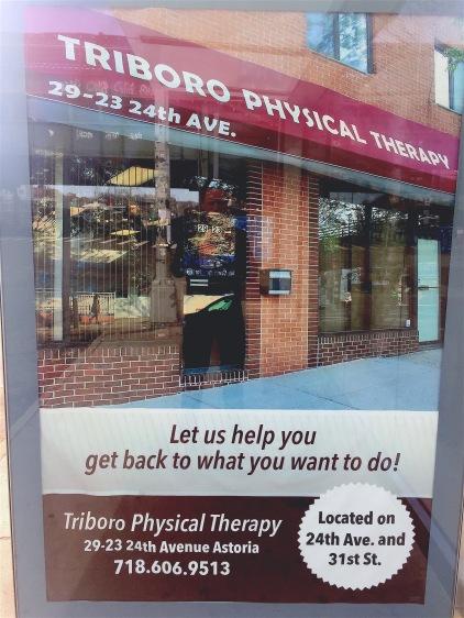 Triboro Old ad