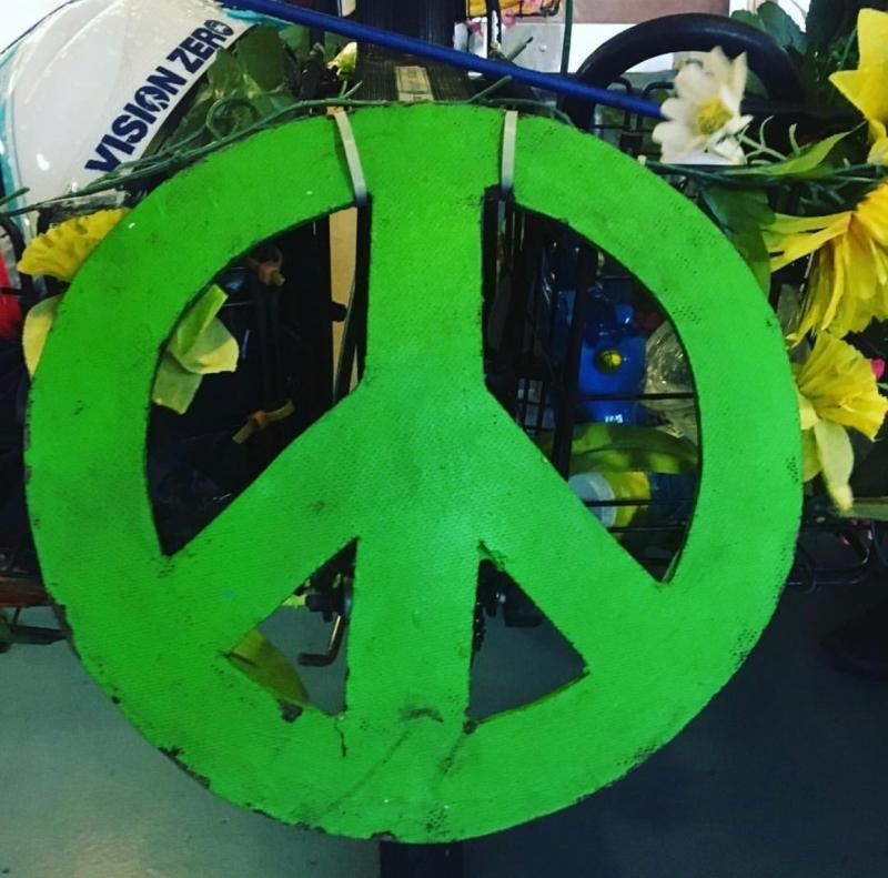 Peace Museum NY PMNY @peacesign