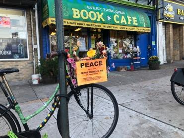 Peace Museum NY PMNY @peacebike #pmny #sinyc