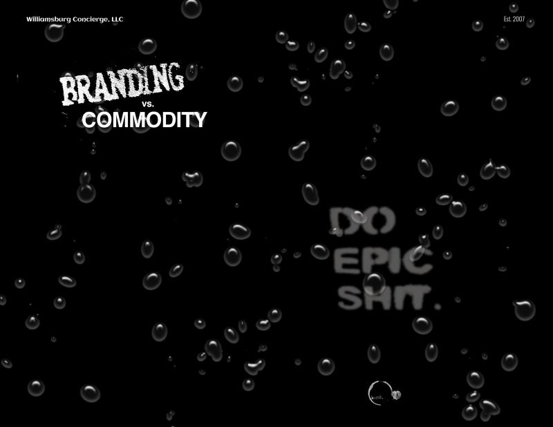 BRANDING vs COMMODITY MMXX (cover)